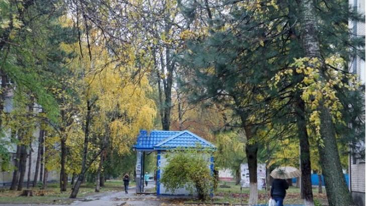 Центральный городской парк г. Азов