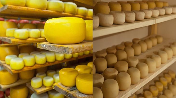 Стеллажи для сыра