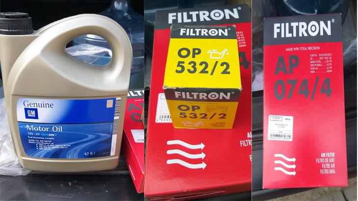 Масло моторное 5 л,фильтр масляный,фильт воздушный